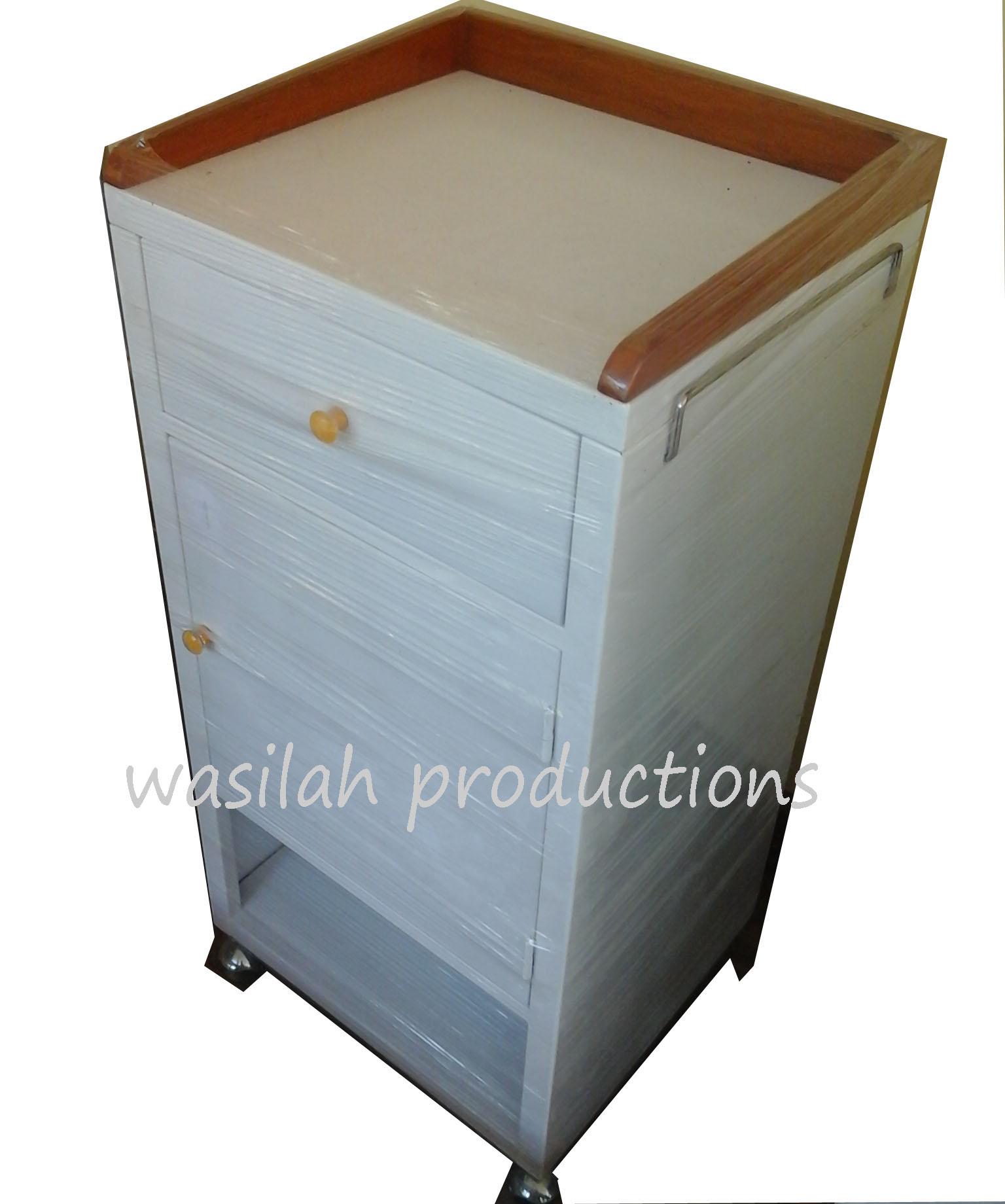 bedside cabinet murah rumah sakit