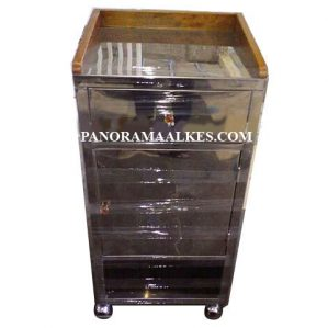 Bedside Cabinet Stainless