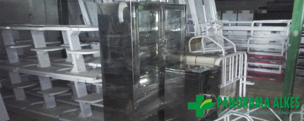 Menjual dan Memproduksi Peralatan dan Perlengkapan Rumah Sakit 2