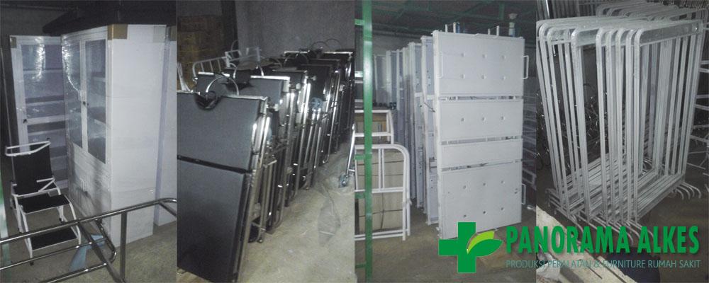 Menjual dan Memproduksi Peralatan dan Perlengkapan Rumah Sakit 3