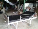 Tempat Tidur Rumah Sakit 1 Crank Polywood