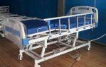 Ranjang Pasien Elektrik Alingan Standar