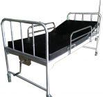 Tempat Tidur Rumah Sakit 1 Crank Ekonomi