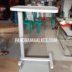 Overbed Table Meja Makan Pasien ABS